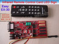 advertising programs - Infrared Remote Control Card P10 LED Sign Controller LED Advertising displays Remote control replacement program