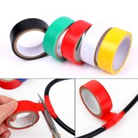 Wholesale 5pcs mm Vinyl Electrical Tape Insulation Adhesive Tape industrial Supply