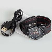 Wholesale New hot sale GB Waterproof HD Wrist DV Watch Hidden Camera Video x960 DVR Camcorder