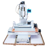 Wholesale Hot sale New released axis cnc machine CNC engraving machine with Ball Screw for Table Column Type woodworking