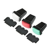 Wholesale 1Pc Image Plate Stamper Scraper Set for Nail Art Stamping Plate Rubber Nail Art Accessory Manicure Tool