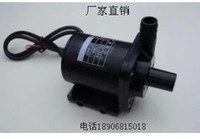 Wholesale 12v v DC circulating pump submersible pumps hot water pump solar heat pumps miniature pumps Magnetic pumps