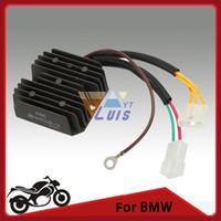 Wholesale Motorcycle Voltage Regulator Rectifier For BMW F650 F650GS F650ST F650CS G650X F800S F800ST APRILIA LEONARDO Pegaso Moto order lt no tra