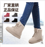 Wholesale 2015 women winter boots women winter shoes flat heel ankle boots casual cute warm shoes fashion snow boots women s boots