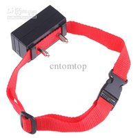 Wholesale Hot Sale Anti Bark No Barking Dog Training Shock Control Collar H4389