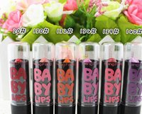 baby fangs - Hot sale Authentic heng fang brand Baby lip gloss color lipstick lipstick