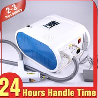 Wholesale Pro nm nm Q Switch Yag Laser Tattoo Eyebrow Birthmark Removal Beauty Machine