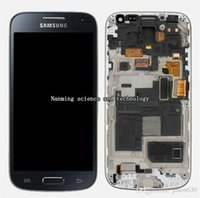 Wholesale Best For Samsung Galaxy S4 Mini i9195 i9190 i9192 i9198 Assembly Digitizer Touch Screen LCD Glass Display
