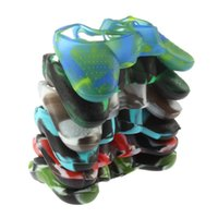Wholesale Army Camouflage Silicone Cover Joystick Gel Skin Soft Protective Case for Xbox Wireless Controller wish5