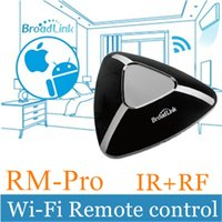 rf system - Broadlink RM Pro RM2 Home Automation Intelligent WiFi Controlled IR RF Remote Center for iPhone Android Device Smart system