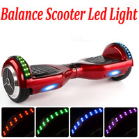 balance decoration - SMD RGB Double Roll led strip light For inch inch inch smart Balance Wheel