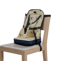 Wholesale New High Dining Baby Chair Baby Multi use Fiber Cloth Surface Waterproof Fabric Baby Dining Eating Chair for Feeding Child