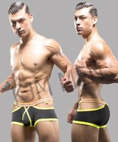 andrew boxers - 2015 newest Andrew Christian brand sweat pants breathable sweat light mesh running shorts comfortable sport short pant