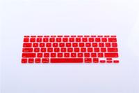 Wholesale New US Keyboard Cover Skin For Apple MacBook Air Keyboard Protector waterproof