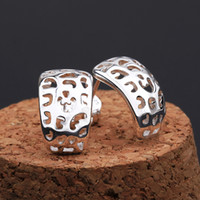 Cheap Chinese Ethnic Styles Drop earrings 925 Pure silver e584 gift box Free Fashion New Jewelry Brincos de Prata
