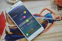 Note5 MTK6582 Quad Core Android 5.1 Lollipop muestra 3 GB + 64 GB ROM muestra falsa 5.7inch 4G LTE Nota 5 teléfono celular inteligente