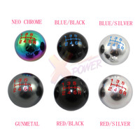 Wholesale Xpower speed JDM Type R shift knob for Honda Civic Accord S2000 Acura RSX TSX Integra