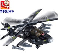 apache attack helicopters - Sluban M38 B0511 Apache Attack Helicopter Buillding Bricks Block Toys For Children Compatible with Legofigure
