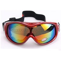 Wholesale Hot New POLISI P305C BU Motorcycle Ski Snow Snowboard Dustproof Sunglasses Eye Glasses UV400 Goggles