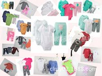 Cheap Baby summer set Best baby clothes