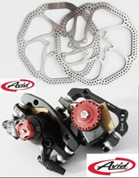 caliper disc brake - Bike parts original TAIWAN AVID BB7 HS1 disc bicycle brake sets BB7 cliper HS1 disc rotors NEW year warranty