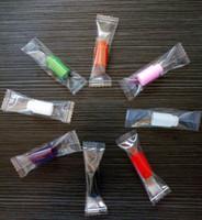 2016 Colorful Drip Drip Tip Large Bore Tip 510 RDA atomiseur Becs pour mini-réservoir secondaire nano Atlantis lemo 2 e cig Arctique