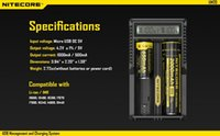 Wholesale New Arrival Nitecore UM20 Smart Battery Charger LCD Display Battery Charger Universal Nitecore Charger