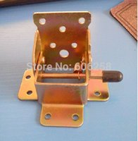 Wholesale Folding Hinge FOR Table Legs Unilateral self locking Coffee Table Furniture Hardware Accessories