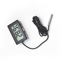 aquarium live - 800pcs Brand New Mini small Mini Digital LCD Electronic Thermometer Combo Aquarium thermometer