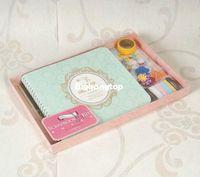 Wholesale 1509 cm Hot sale DIY album Scrapbook Paper Crafts baby handmade corver photograph holder cute photo album