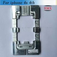 Aluminium frame moulding - precision aluminium metal mold for iphone s S C plus lcd refurbish repair broken glass highly frame fixer mould free by DHL