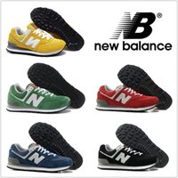 flat ring - Running Shoes For Men Women Sneakers NB Retro Jogging Shoes High Quality Olympic Rings Sport Shoes Size