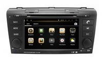 Android 4.4 Lecteur DVD pour Mazda 3 Mazda3 2004-2009 avec GPS Navigation Radio Bluetooth USB SD AUX MP3 WiFi Head Unit