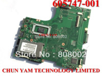 Wholesale Original motherboard for HP Compaq Presario CQ320 notebook laptop mainboard tested Days Warranty