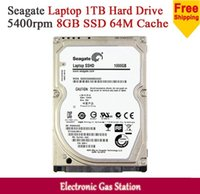 Cheap Laptop 1TB HDD 2.5 inches 5400rpm 64MB Cache 8G SSD Caching SATA3.0 SSHD Hard Drive