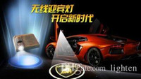 audi car pc - 20 wireless car door light logo projector welcome led lamp ghost shadow light for Audi Benz Toyota Nissan Mitsubishi Mazda VW Opel