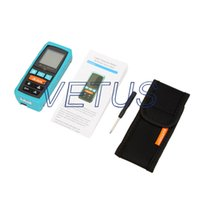 Wholesale laser distance meter prices S6 m low price waterproof Single Distance Measurement Area Volume Calculations line display with backlight