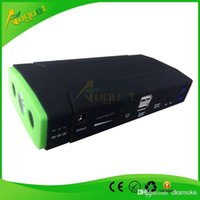 Wholesale A8 mAh V Portable Car Jump Starter Power Bank Multifunctional Charger and retail