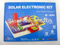 big lots appliances - Solar educational kit electronic building blocks W Educational appliance toys for kids PC