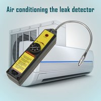 air condition freon - Refrigeration system Refrigerant HFC a CFC Halogen Freon Leak Detector Air Condition