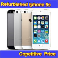 Wholesale Unlocked Original Refurbished Apple iPhone s Cell Phones GB RAM DDR3 Nano SIM Inches MP Dual Core