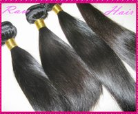 Wholesale 3 bundles mix lengths ONLY A virgin hair Filipino natural silky straight weave bundles Long term business forever