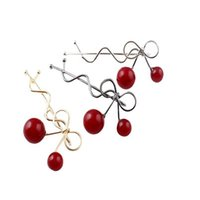 Wholesale Hair Accessories Lovely Cherry Hairpin A Girls Use Fashion Headwear Fashion Style accessories