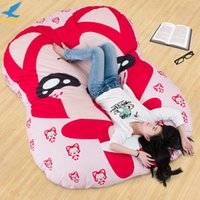 best new mattress - Fancytrader New Style Giant Cute Fox Cartoon Bed Sofa Mattress Best Gift Different Size FT91000