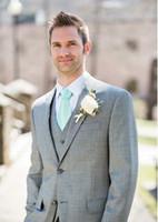 Cheap Groomsmen Tuxedos For Wedding Best Black Groom Dresses