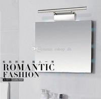 Wholesale 3W Bathroom LED Mirror Light AC220V SMD5050 Mini Style Warm White Cool White LED Wall Lamps