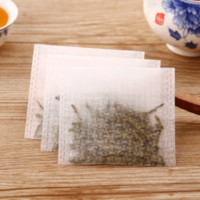 bagged corn - New Teabags x8cm Empty Tea Bags With String Filter Paper For Corn Fiber Herb Loose Tea
