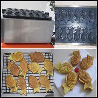 Wholesale Korean Electric sea bream fish shape cake baking machine fish shape waffle maker