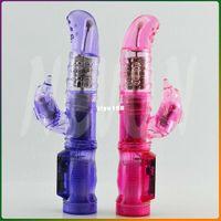 Wholesale Jack Rabbit G Spot Vibrators Speed Vibrating Massager Sex Toys For Woman Sex Product