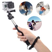 Wholesale Mini Handheld multifunctional self time Monopod pieces